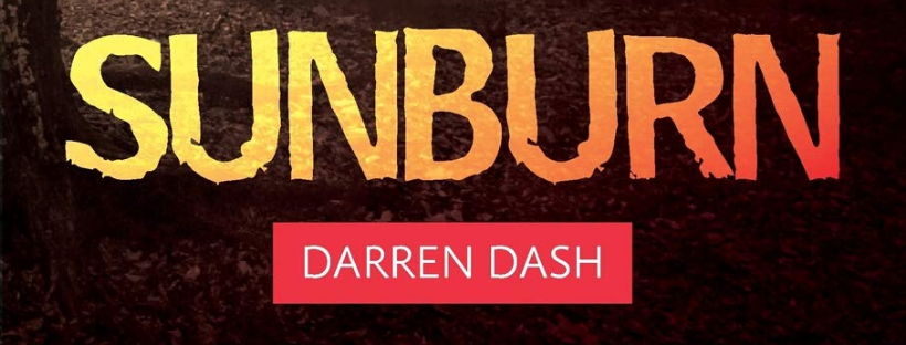 sunburn by darren dash book cover