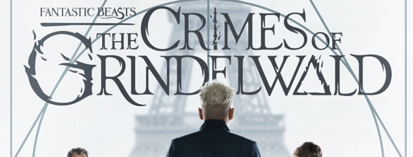 the crimes of grindlewald poster