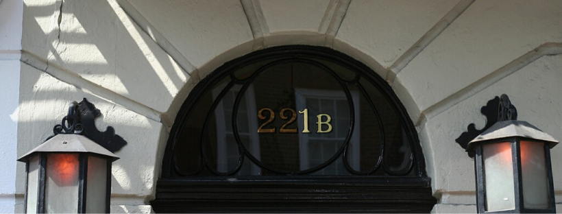 221b baker street, london - sherlock holmes sights