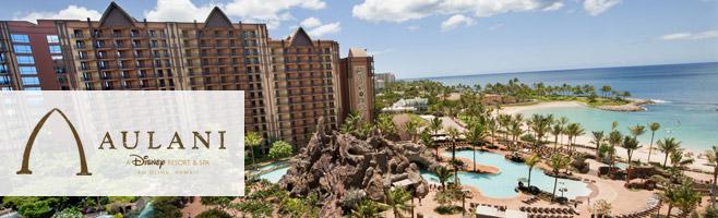 Disney spa and resort Aulani in Hawaii - hawaii bucket list