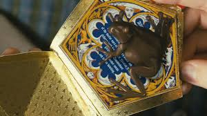 a chocolate frog from harry potter  harry potter things to do before you die