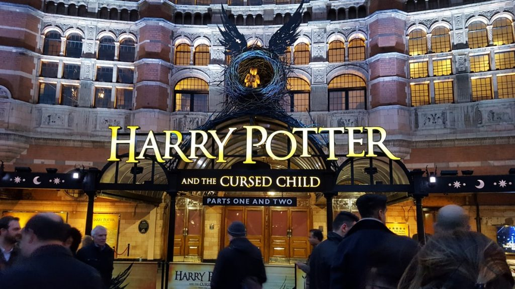 harry potter and the cursed child live - harry potter things to do before you die