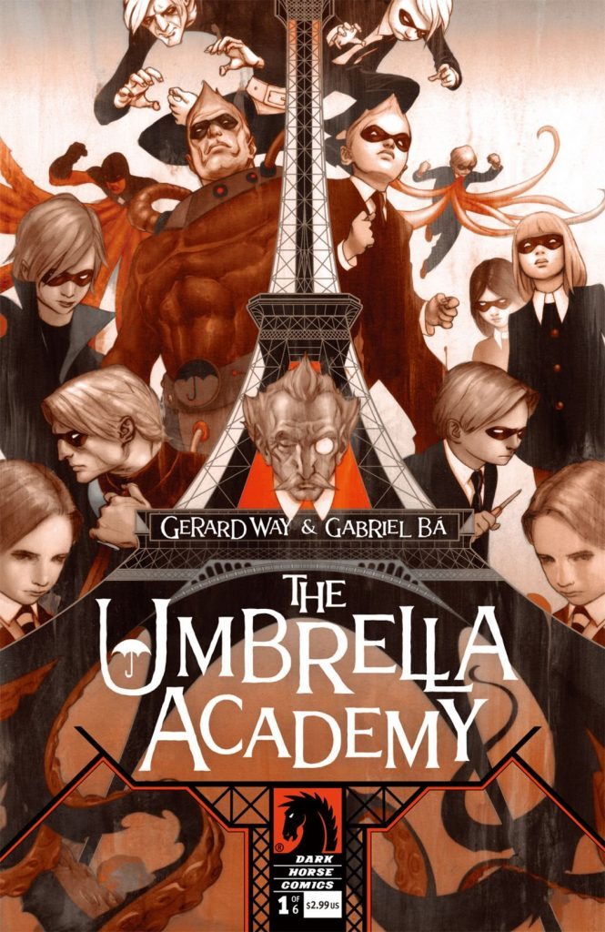 the umbrella academy apocalypse suite by gerard way