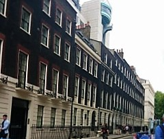 Craven street london real life grimmauld place harry potter
