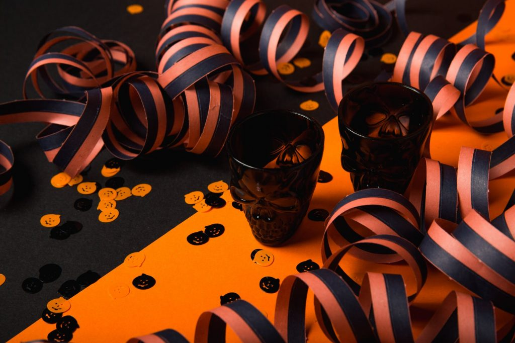 halloween party - ultimate alternative California bucket list