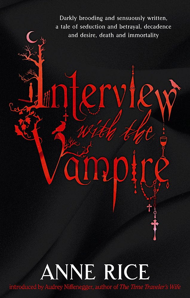 interview with the vampire by anne rice vampire books