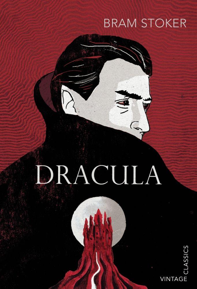 dracula by bran stoker vampire books