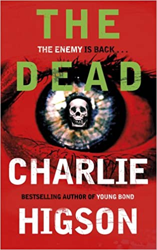 the dead charlie higson - best zombie apocalypse books for young adults