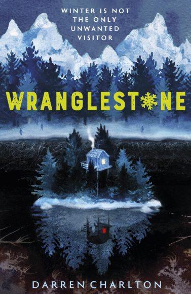 wranglestone by darren charlon - ya zombie books