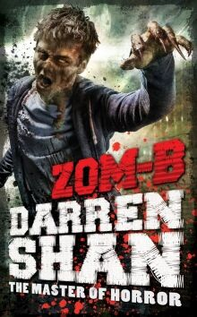 zom-b darren shan - ya zombie apocalypse books