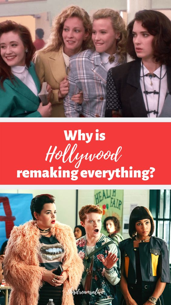 what's wrong with the Heathers reboot?