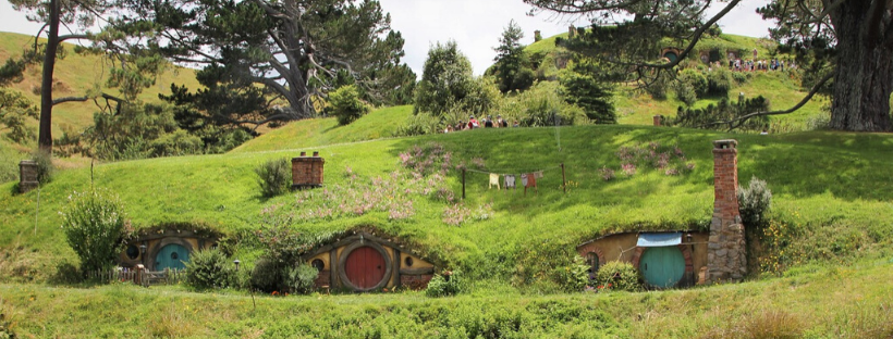 the shire lord of the rings bucket list