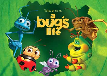 a bugs life - underrated disney movies