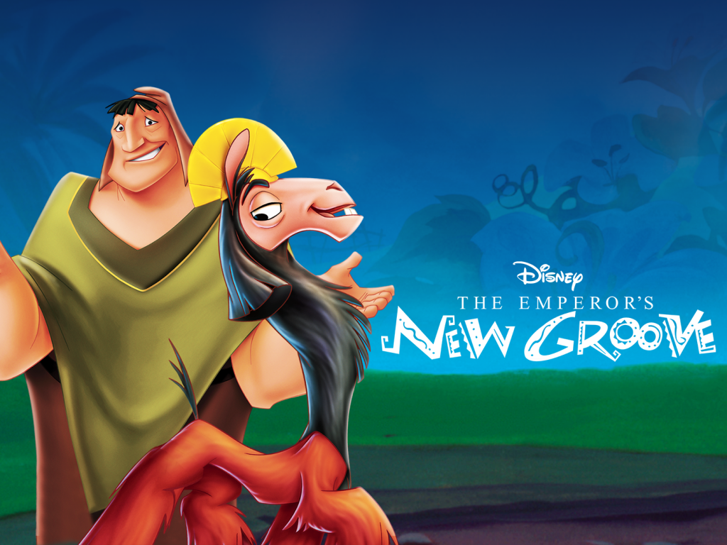 the emperor's new groove - underrated disney films list