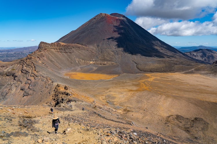 mount doom - lord of the rings filming location - lotr bucket list