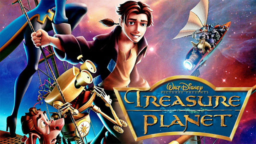 Treasure planet - underrated disney films