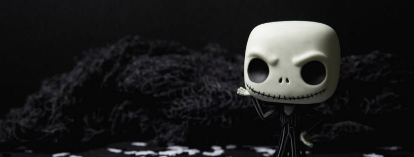 jack skellington figure - the best tim burton halloween films list