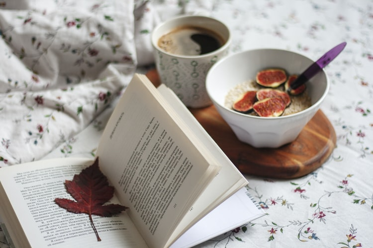 book, coffee, and porridge, besthalloween books list