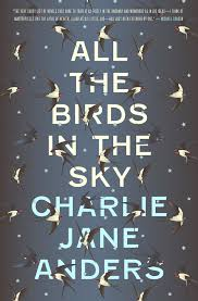 all the birds in the sky book cover - alternatives to harry potter to read