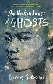 an unkindness of ghosts book cover - inclusive books about magic