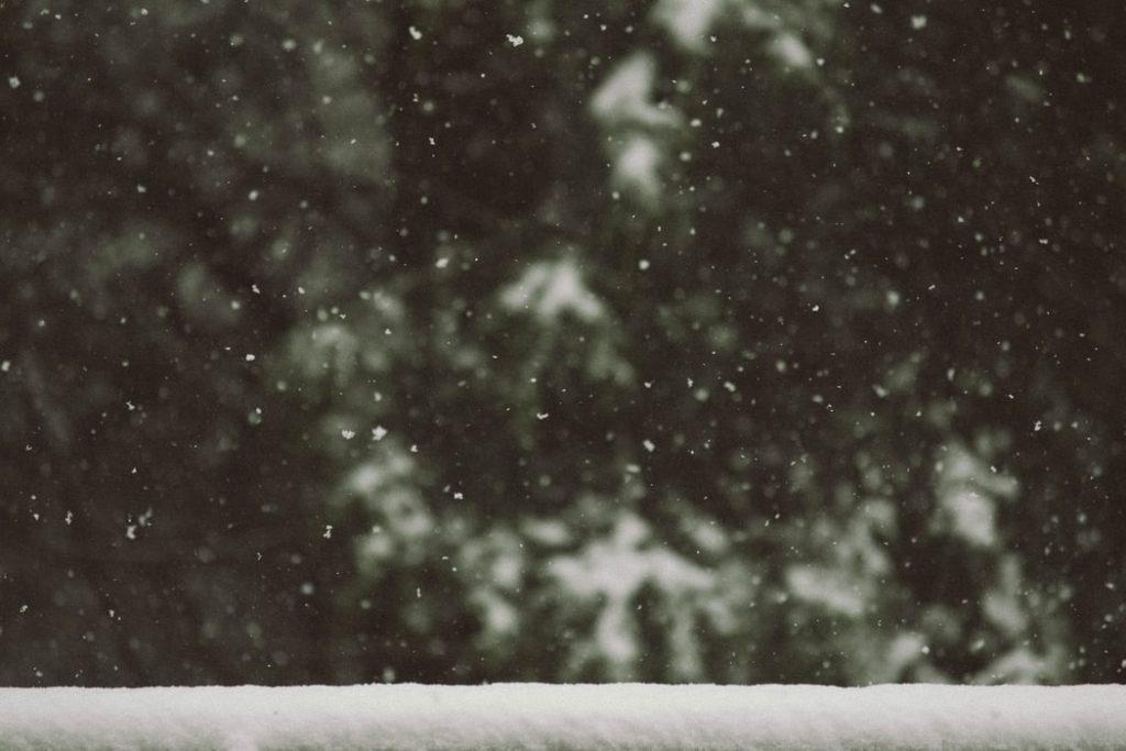 snow fall - alternative christmas movies list