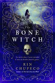 the bone witch book cover - alternatives to harry potter