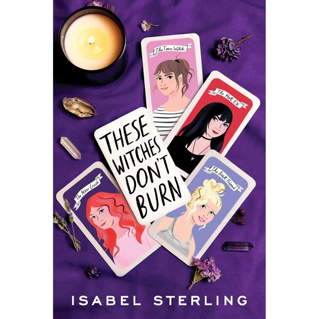 these witches dont burn book cover - inclusive books about witches