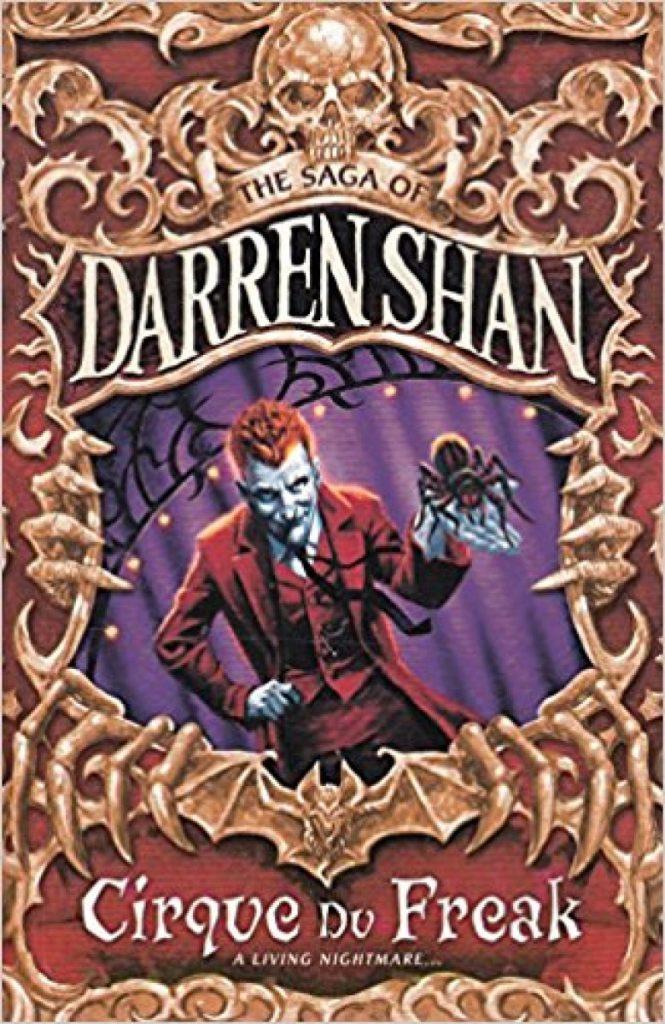 the saga of darren shan cirque du freak