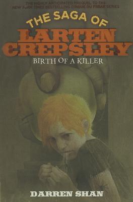 the saga of larten crepsley by darren shan - best vampire books list