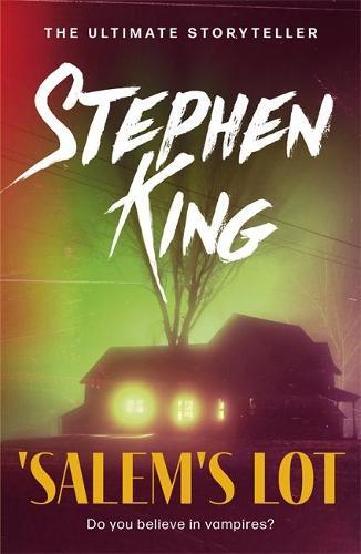 salem's lot by stephen king - best vampire novels list