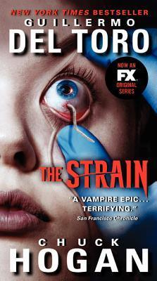 the strain by guillermo del toro - vampire novels list