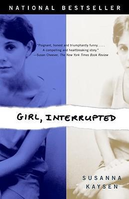 Girl, Interrupted by Suzanna Kaysen cover - books about mental health to read blog post