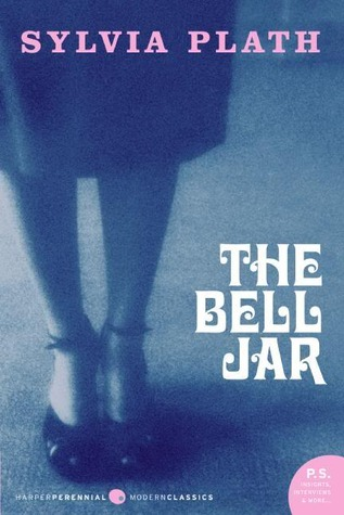 The Bell Jar by Sylvia Plath book cover